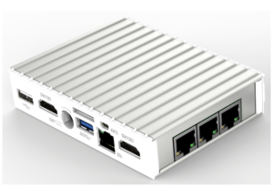 CompuLab fitlet-XA10-LAN MultiLan industrial mini PC with 4 Gigabit LAN ports - CompuLab Nordic