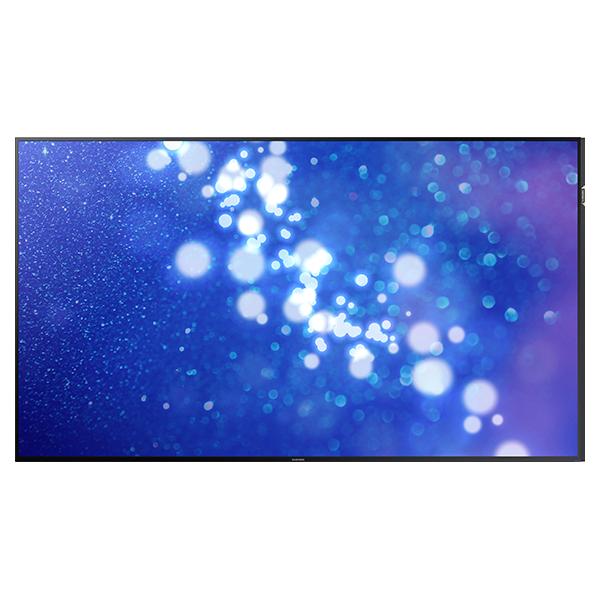 Samsung digital signage dm75e front