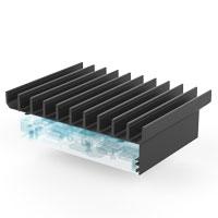 fitlet-RM HeatSink, Black - CompuLab Nordic