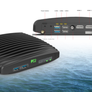 Marine computers for particularly demanding environments. Resists vibrations, frost and a humid environment - from CompuLab Nordic