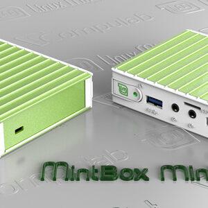 CompuLab MintBox Mini PCs - Linux Mint based mini computers based on fitlet PC series - CompuLab Nordic