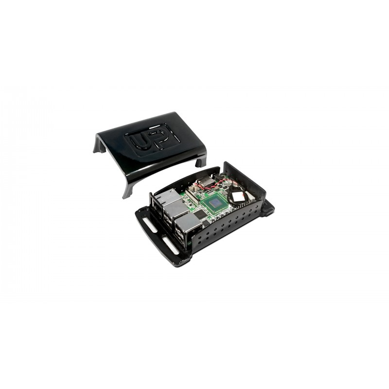 ABS plastic case for Up Board - professionel embedded board for makers